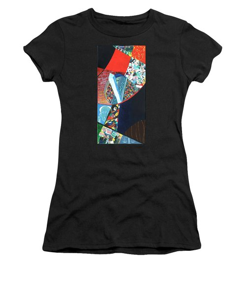 Election Of Outsiders 2016 Women's T-Shirt (Athletic Fit)