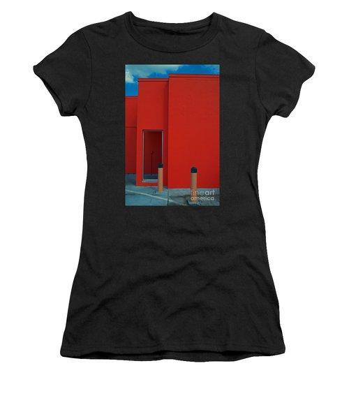 Electric Back Women's T-Shirt