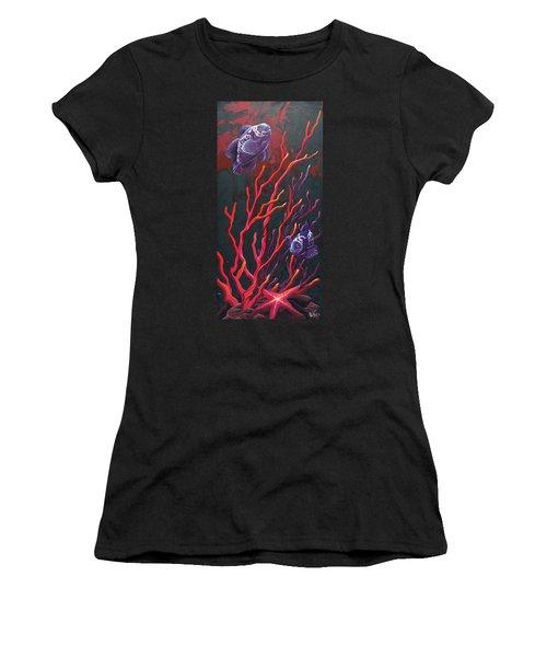 Electric Clown Women's T-Shirt