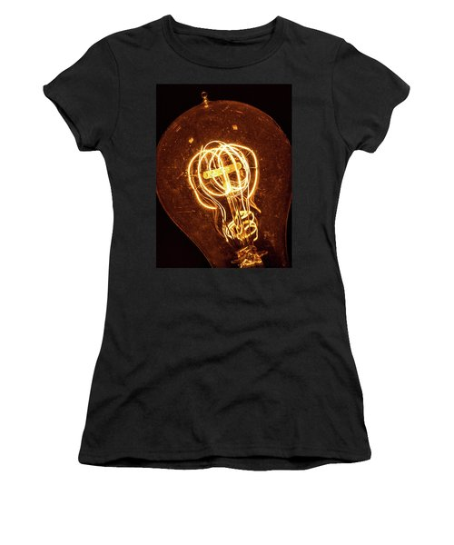 Electricity Through Tungsten Women's T-Shirt