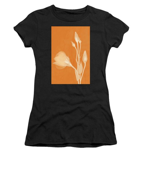 Elegance In Apricot Women's T-Shirt