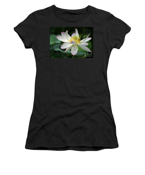 Elegant Lotus Women's T-Shirt