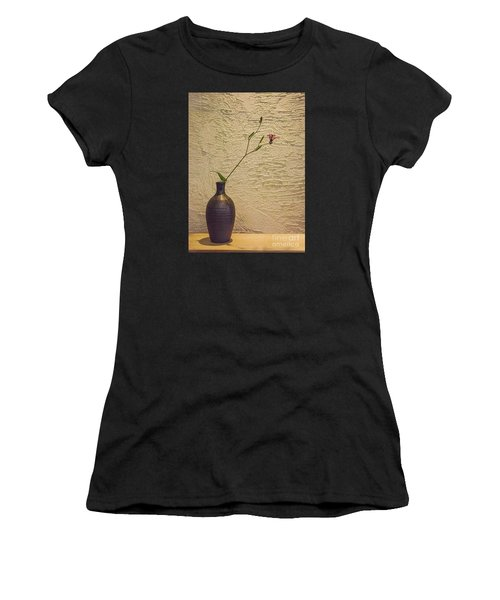 Elegant Still Life Women's T-Shirt (Athletic Fit)