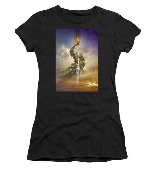 Elements Women's T-Shirt (Athletic Fit)