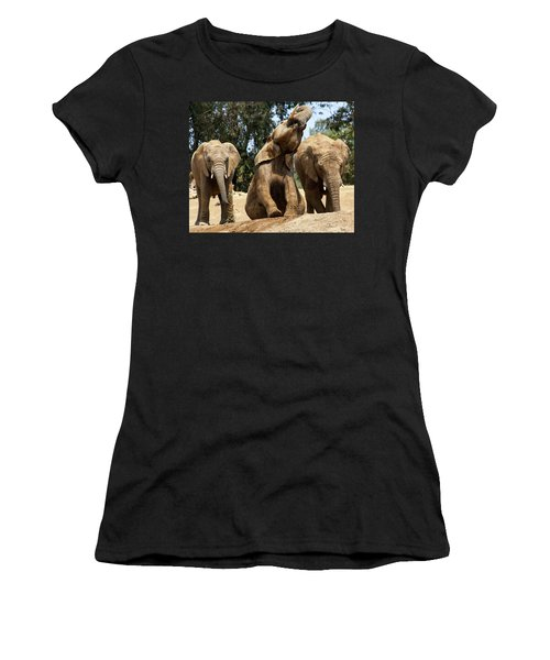 Elephants Women's T-Shirt