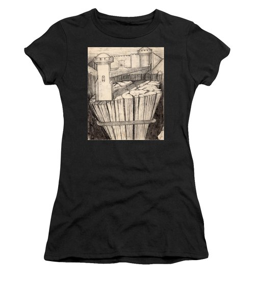 Elevator To Heaven Women's T-Shirt