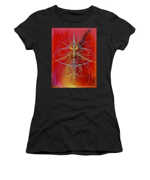Elijah's Whirl Wind  Women's T-Shirt