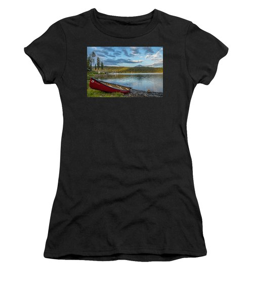 Elk Beach Memories Women's T-Shirt