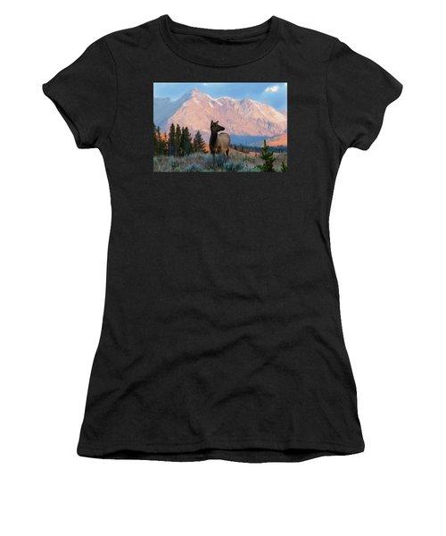 Elk Majesty Women's T-Shirt