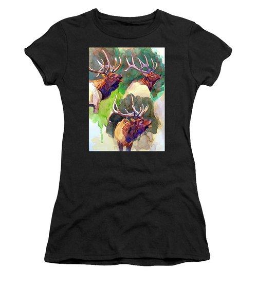 Elk Studies Women's T-Shirt