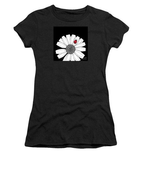 Ella's Daisy Women's T-Shirt (Junior Cut)