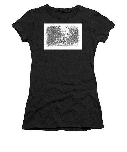 Ellaville, Ga - 1 Women's T-Shirt (Athletic Fit)