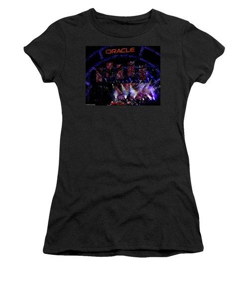 Elton John At Oracle Open World In 2015 Women's T-Shirt