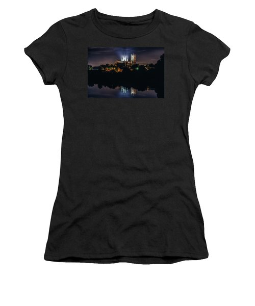 Ely Cathedral By Night Women's T-Shirt