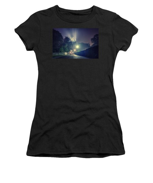 Ely Cathedral - Night Women's T-Shirt