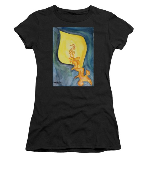 Emanation Women's T-Shirt (Athletic Fit)