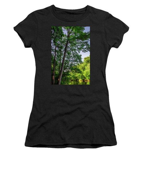 Emerald Afternoon Women's T-Shirt