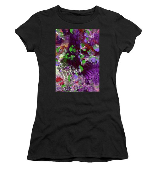Emerald Butterflies Of Costa Rica Women's T-Shirt