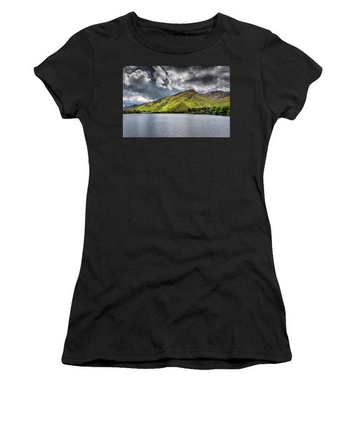 Emerald Peaks Women's T-Shirt