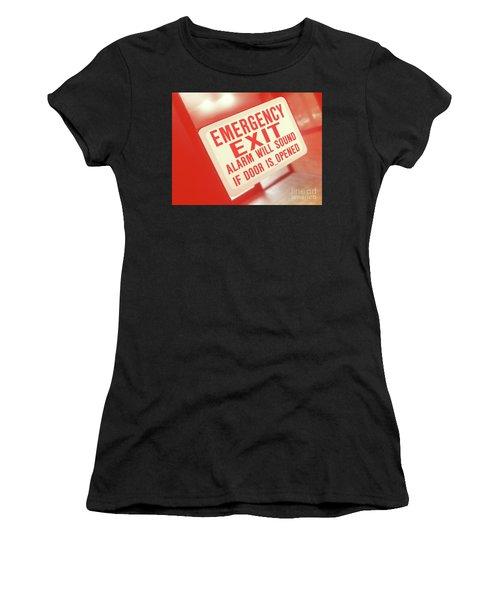 Emergency Women's T-Shirt