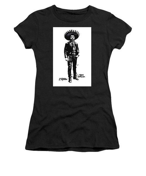 Emiliano Zapata Women's T-Shirt