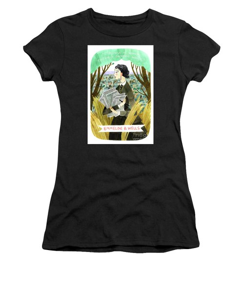 Emmeline B. Wells Women's T-Shirt