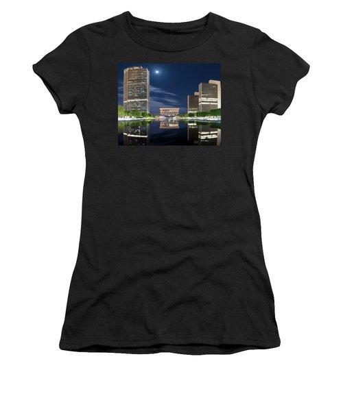 Empire State Plaza Women's T-Shirt