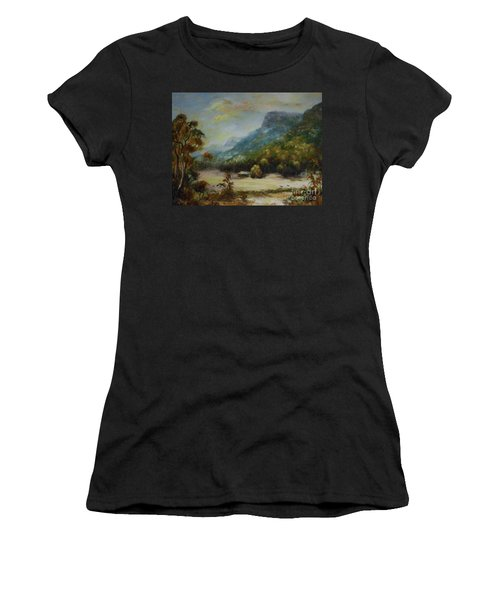 Emu Plains, Grampians Women's T-Shirt