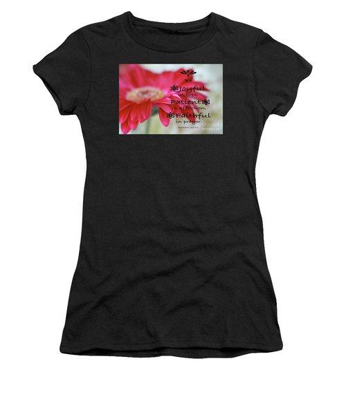 Encouragement Women's T-Shirt