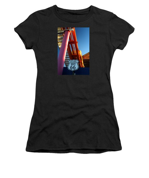 End Of Route 66 2 Women's T-Shirt