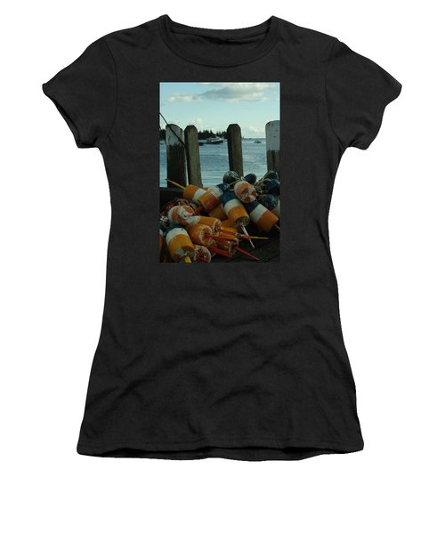 End Of Season At Owls Head Women's T-Shirt