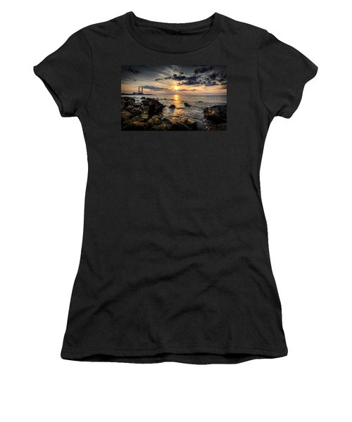 End Of The Day Women's T-Shirt (Junior Cut) by Everet Regal