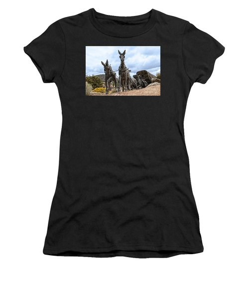 End Of The Long Trail Women's T-Shirt