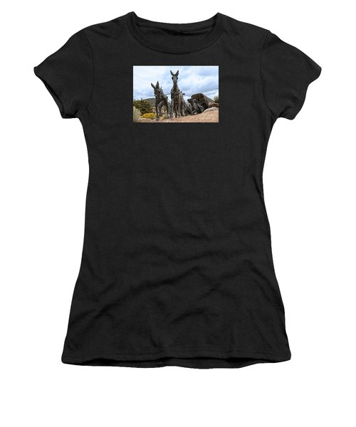 End Of The Long Trail Women's T-Shirt (Athletic Fit)