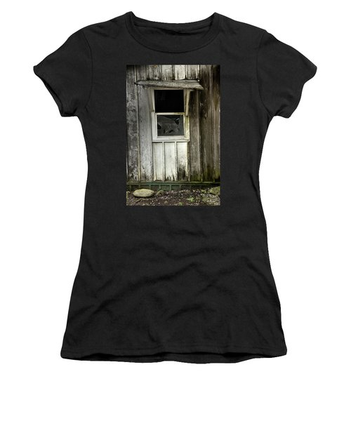 Women's T-Shirt (Junior Cut) featuring the photograph Endless by Mike Eingle