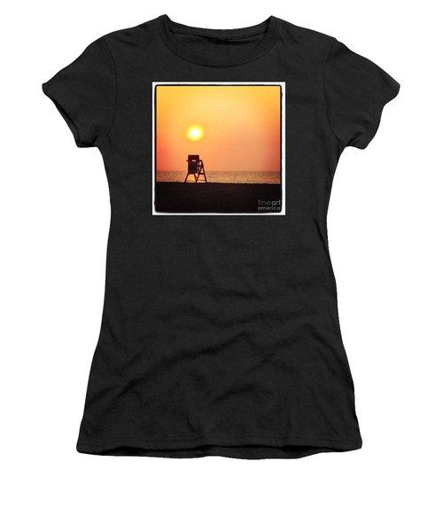 Endless Summer Women's T-Shirt (Junior Cut) by LeeAnn Kendall