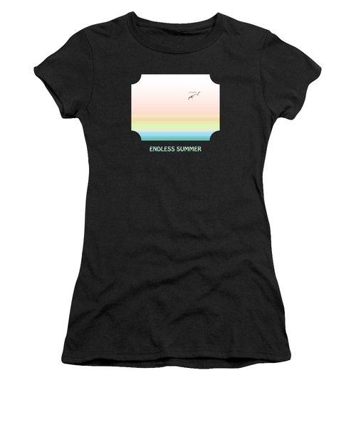 Endless Summer - Yellow Women's T-Shirt