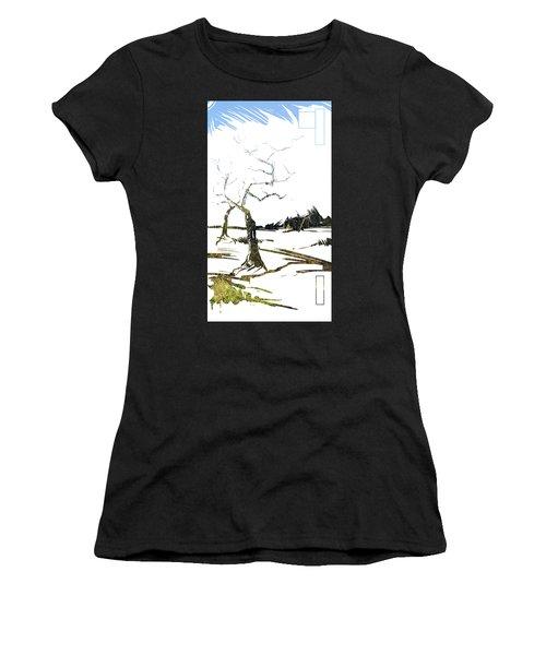 Energy . Tree Women's T-Shirt