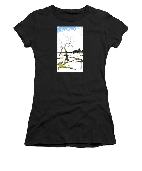 Energy . Tree Women's T-Shirt