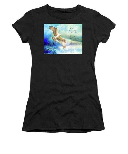 Enforcer Women's T-Shirt (Athletic Fit)