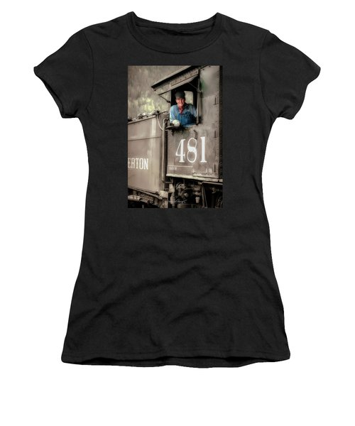 Engineer 481 Women's T-Shirt (Athletic Fit)