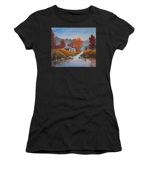 English Countryside Women's T-Shirt