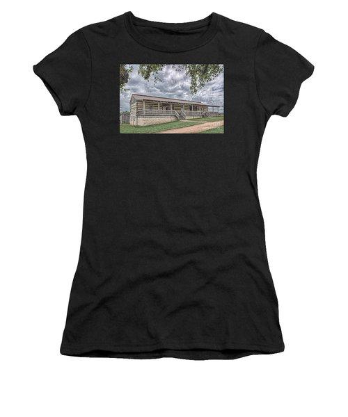 Enlisted Men's Quarters Women's T-Shirt