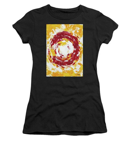 Enso Of Poppy Women's T-Shirt