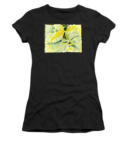 Entering A New Realm Women's T-Shirt (Athletic Fit)