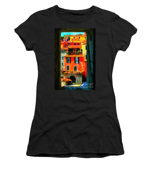 Entry Way Painting Women's T-Shirt