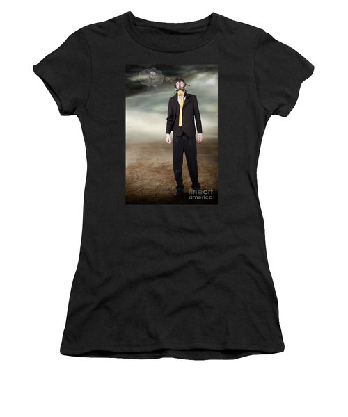 Environmental Disaster Women's T-Shirt