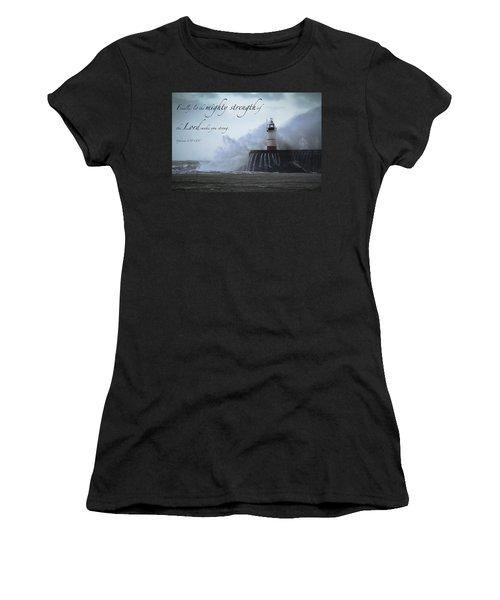 Ephesians 6 10 Women's T-Shirt