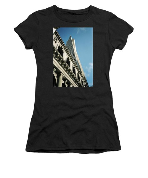 Eras, San Francisco Women's T-Shirt (Athletic Fit)