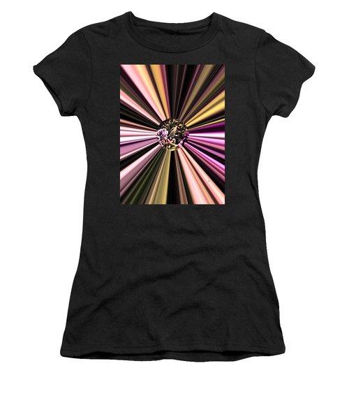 Eruption Of Color Women's T-Shirt